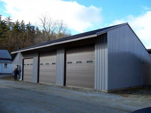 30' x 50' Units - H Building