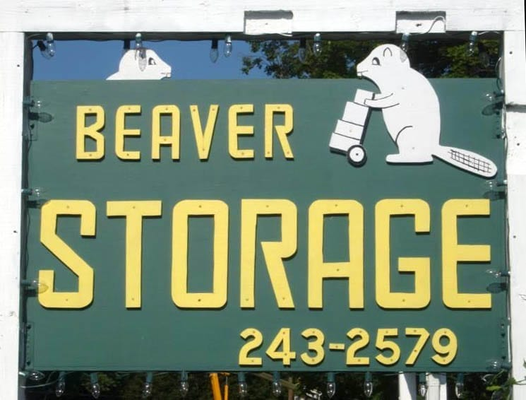Look for the Big Beaver